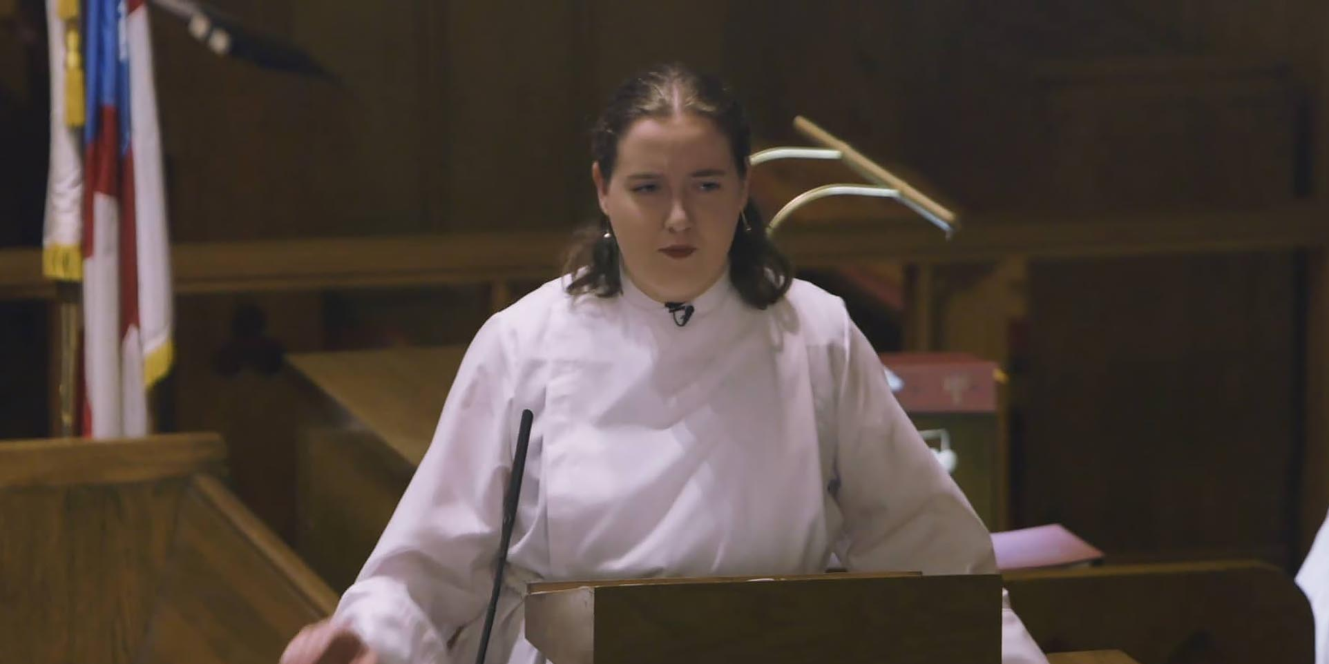 Sermon by Amanda Bourne