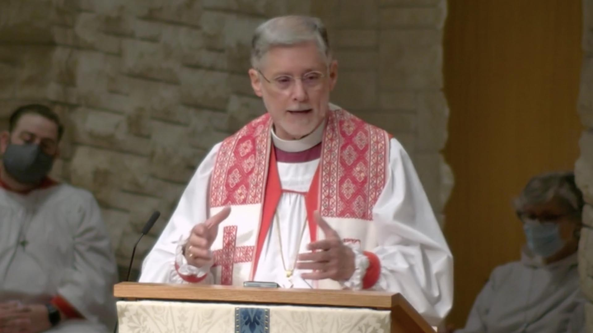 Hallowed Be Thy Name - Sermon by Bishop Gary Lillibridge