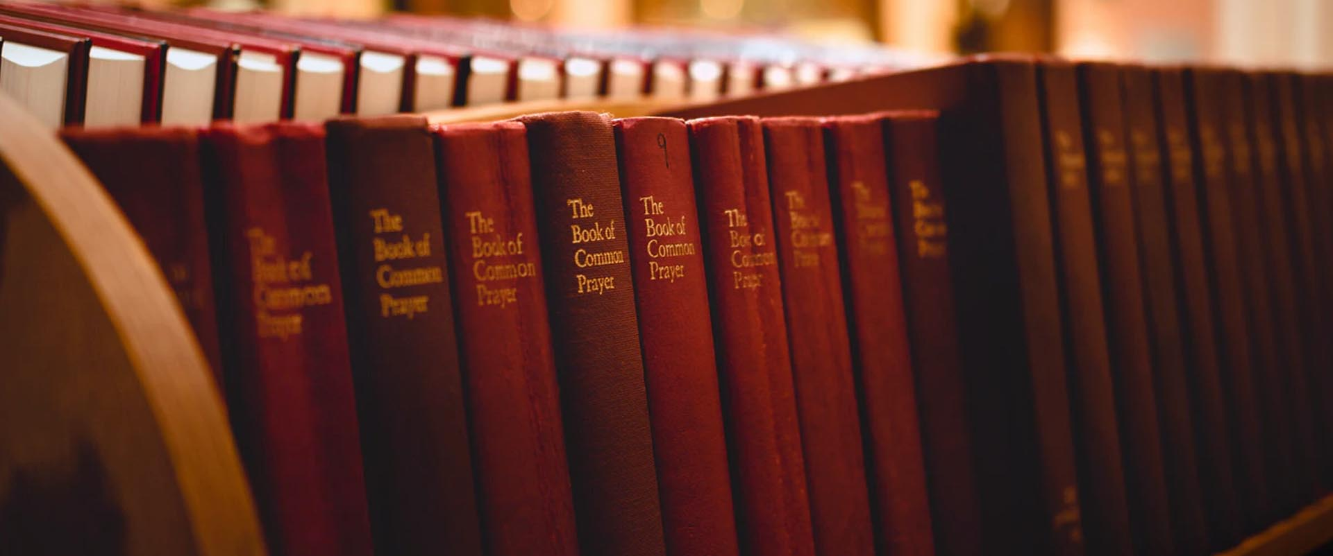 Getting to Know the Book of Common P...