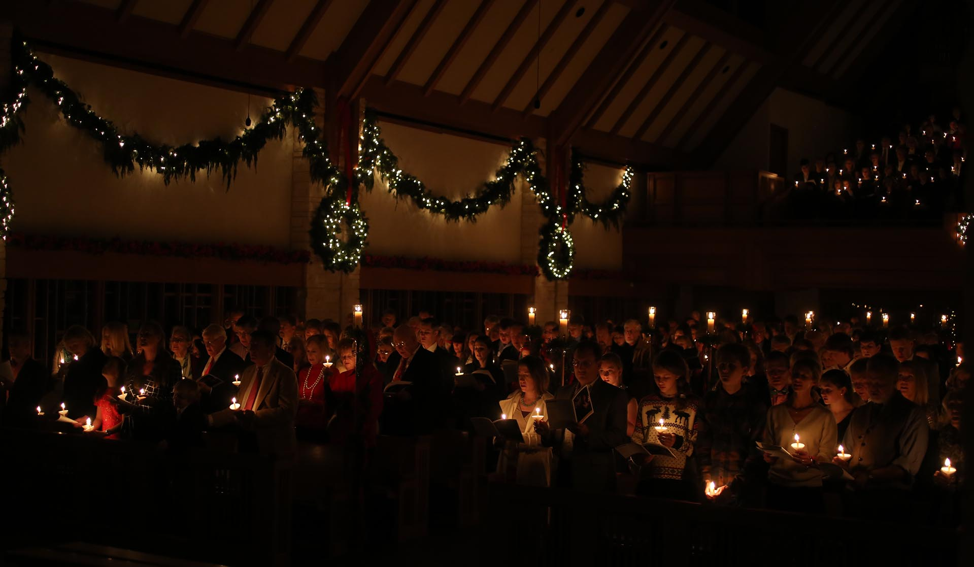 Christmas Eve Traditional Service