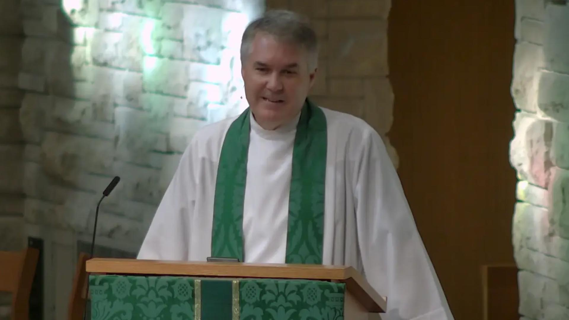 Join the Spiritual Battle - Sermon by Charlie Holt