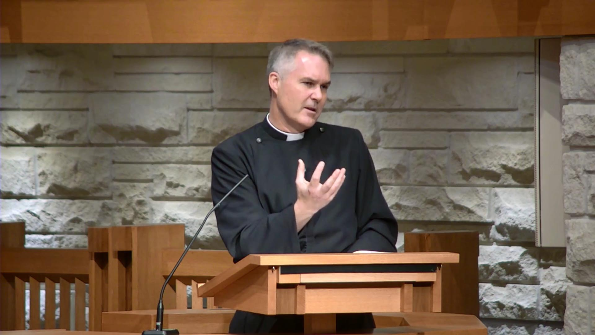 Good Friday Sermon by the Rev. Charlie Holt