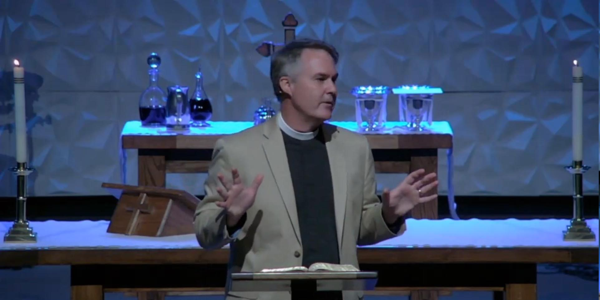 The Mystery Revealed - Sermon by the Rev. Charlie Holt