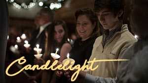 Candlelight Christmas Services