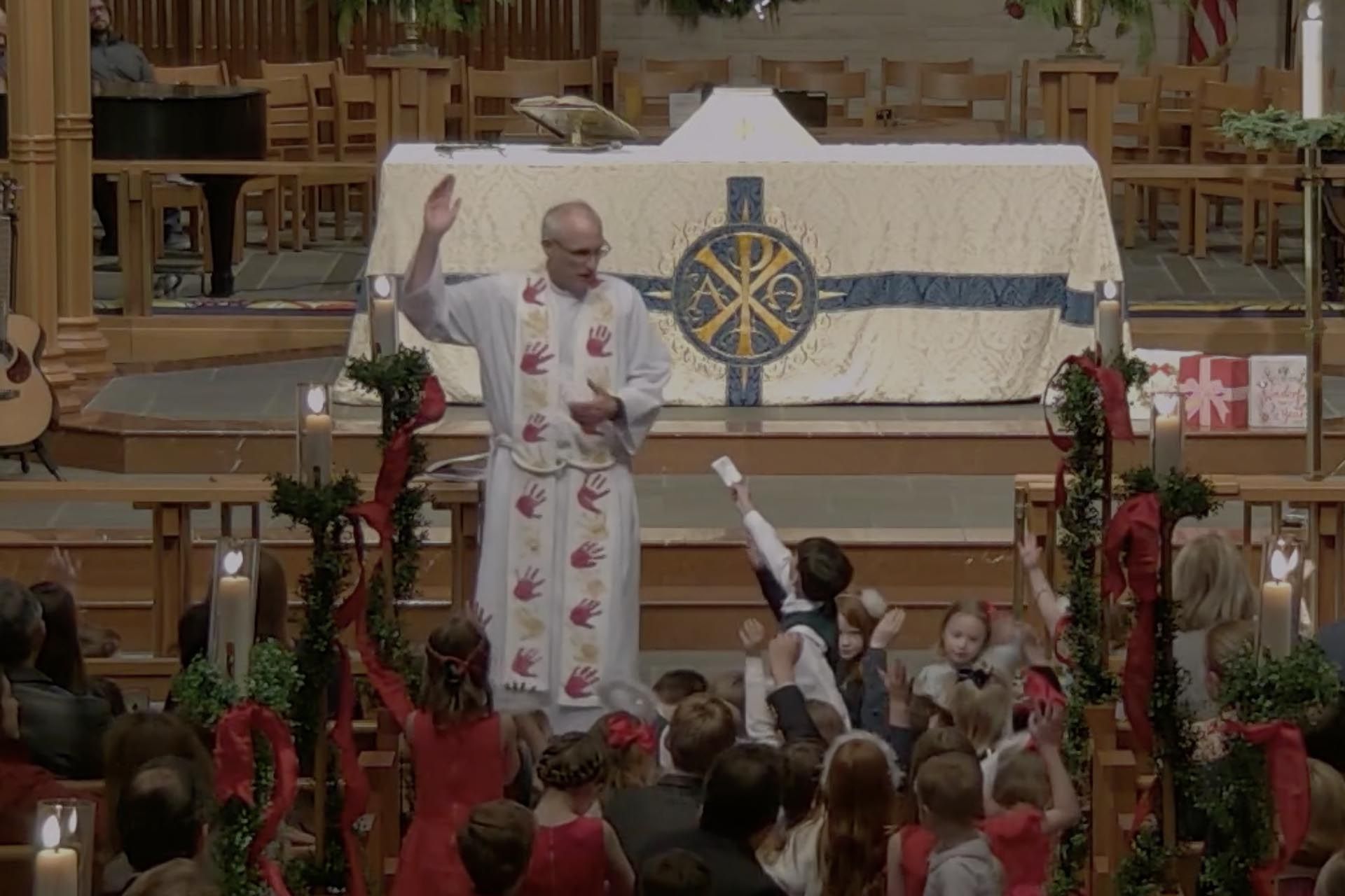 The Best Gift - Christmas Eve Children's Sermon by Clay Lein