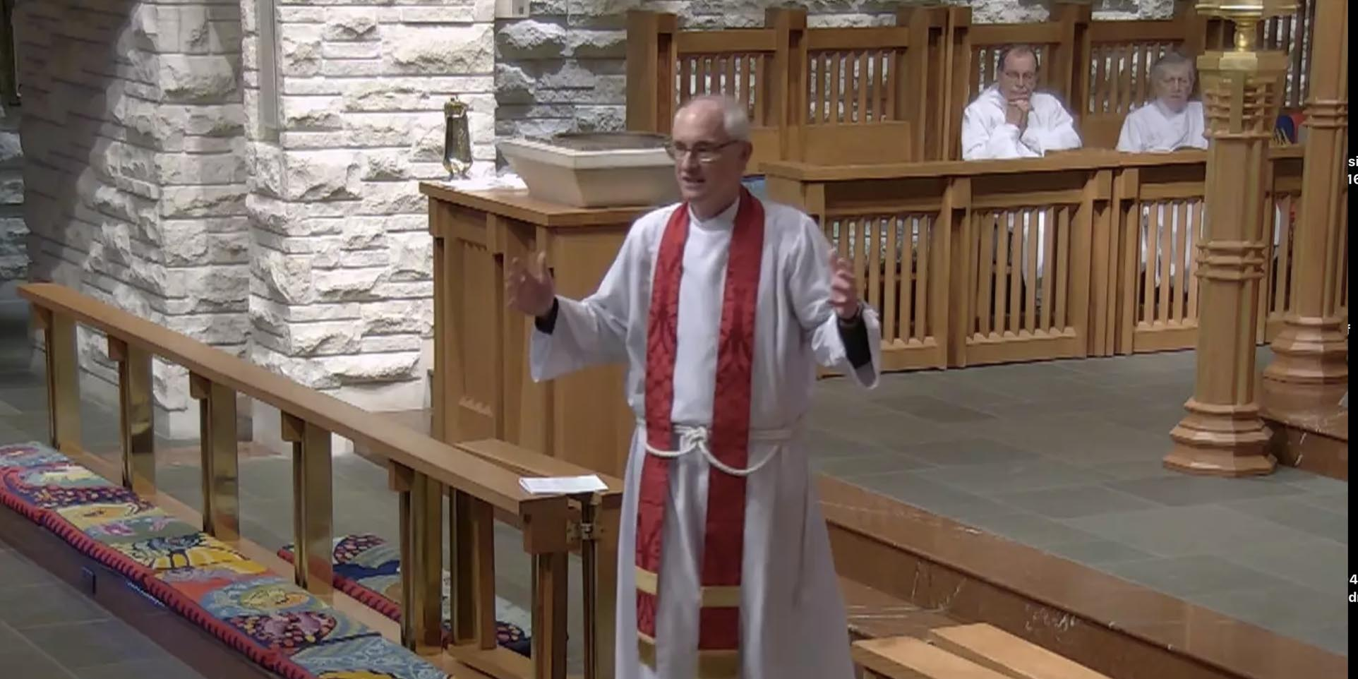 You Can't, God Can - Sermon by the Rev. Dr. Clay Lein