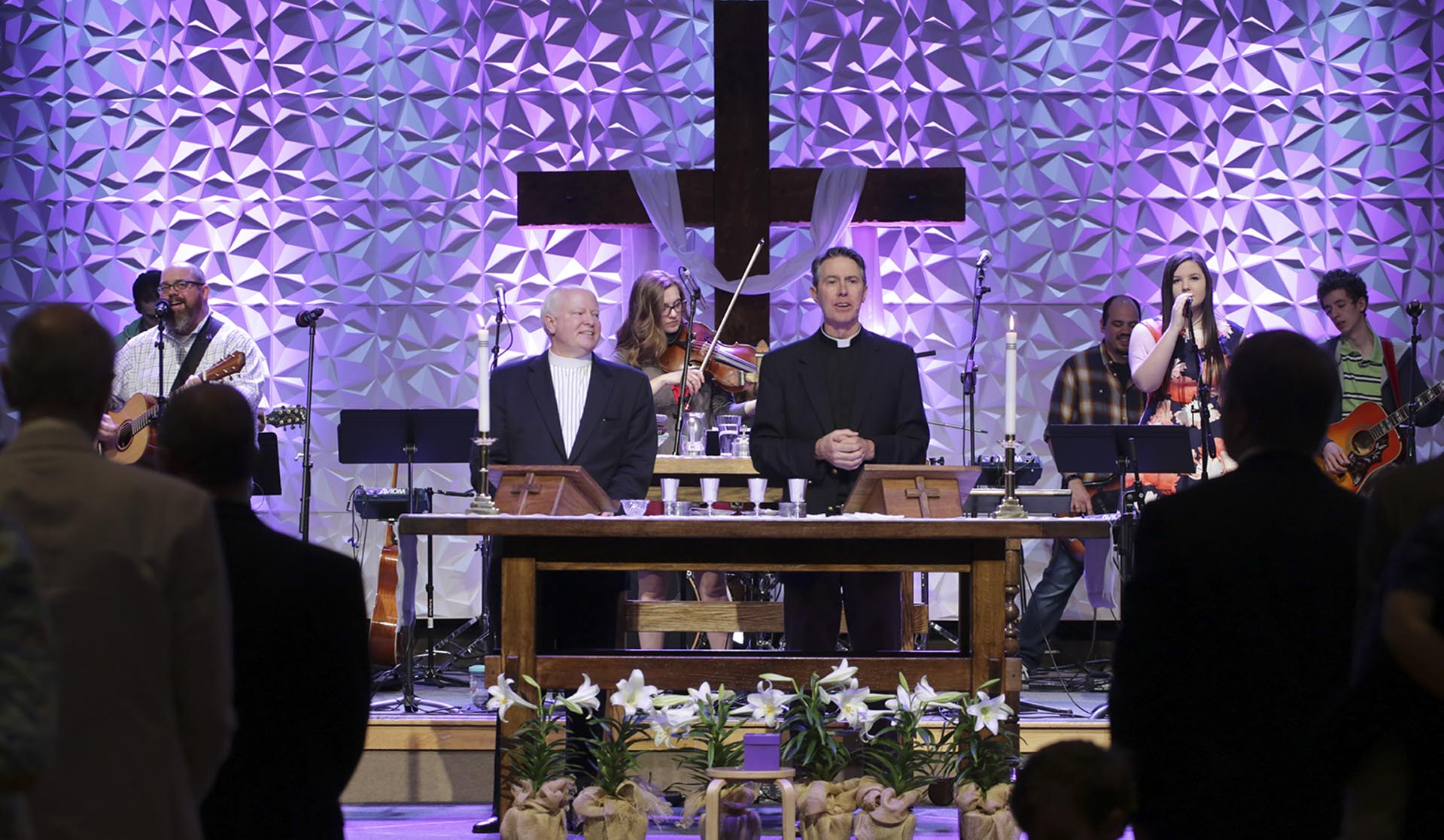 August 12 - Contemporary Service