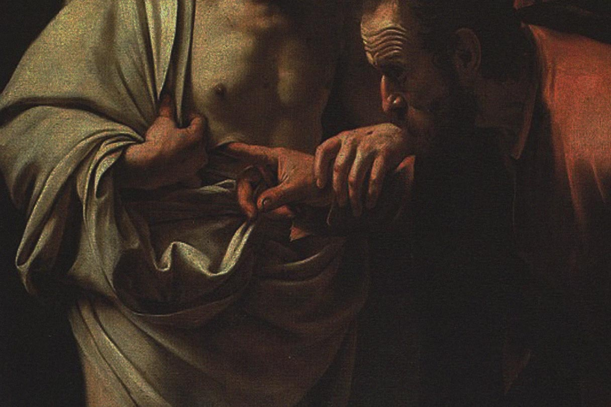 Doubting Thomas - Greg Brewer