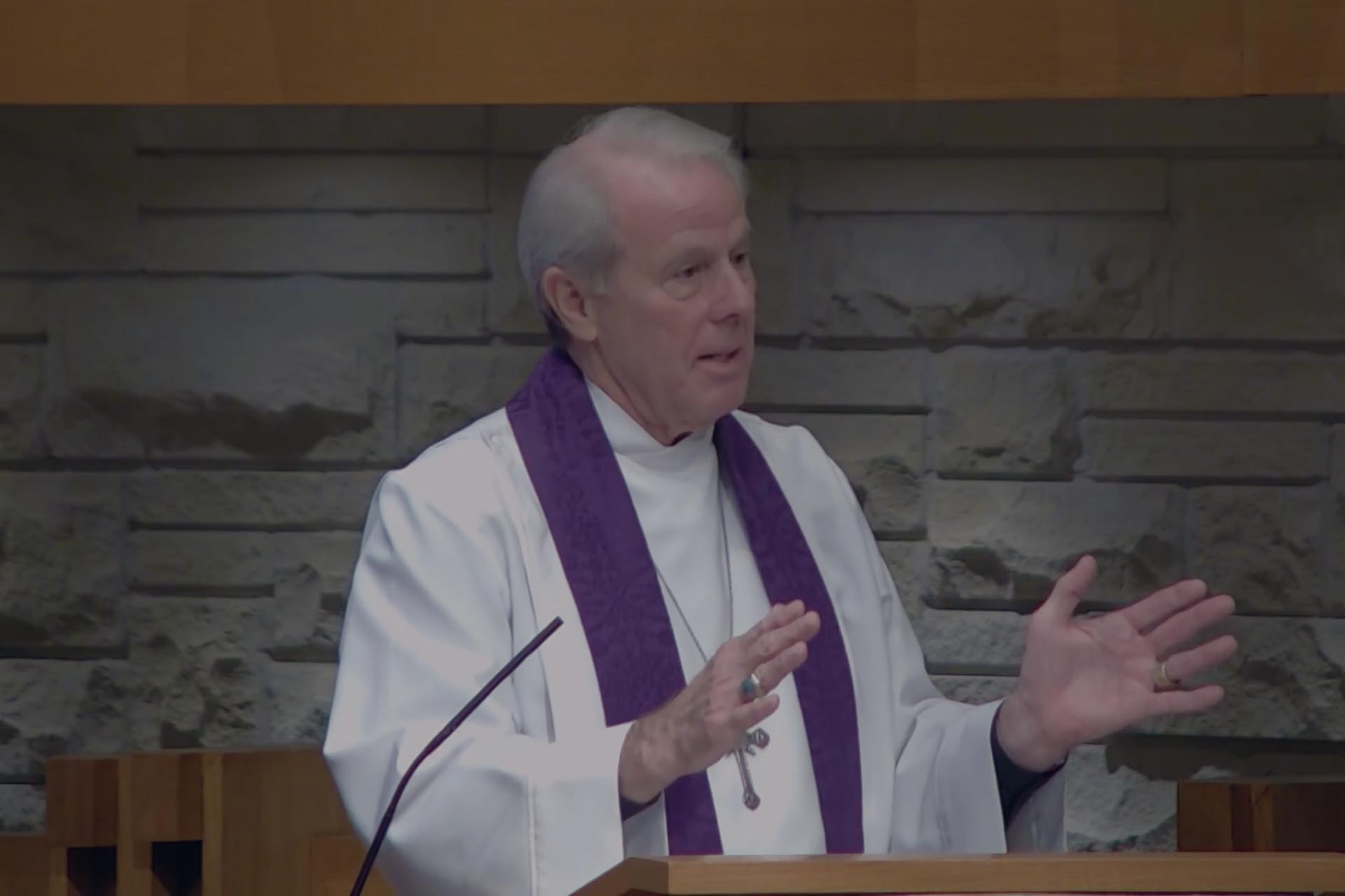 People, Purpose & Power - Sermon by the Rev. Dr. Doug Richnow