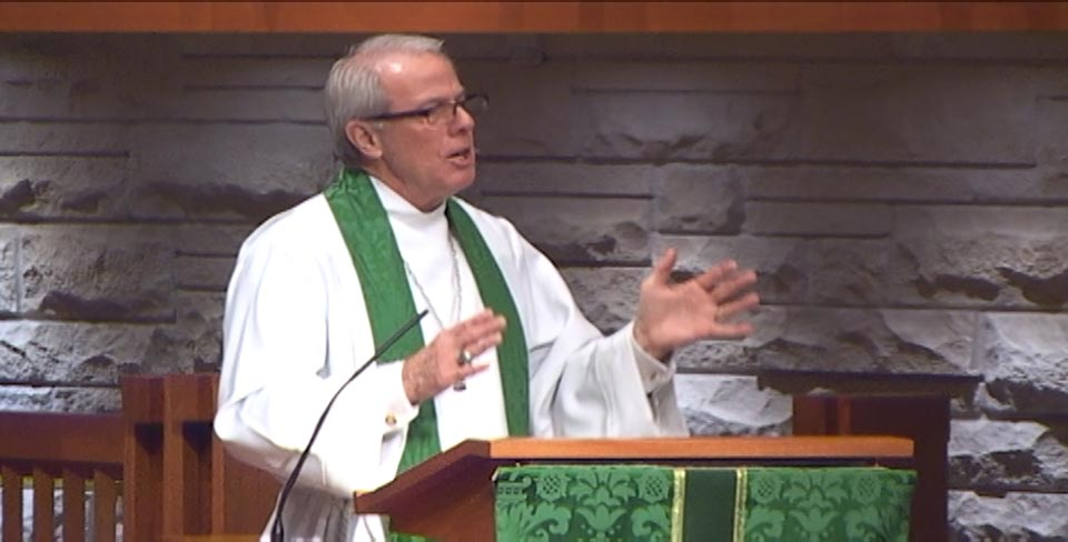Sermon by the Rev. Dr. Doug Richnow