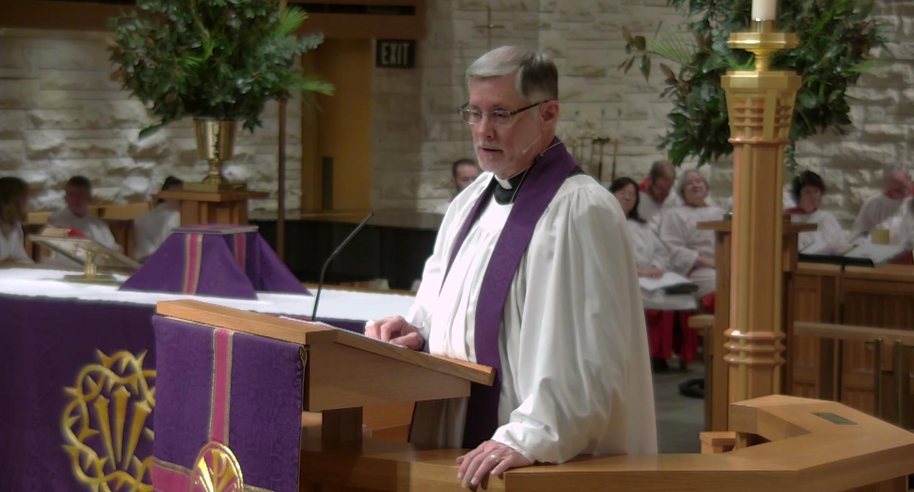 Woman at the Well - Sermon by Bishop Gary Lillibridge