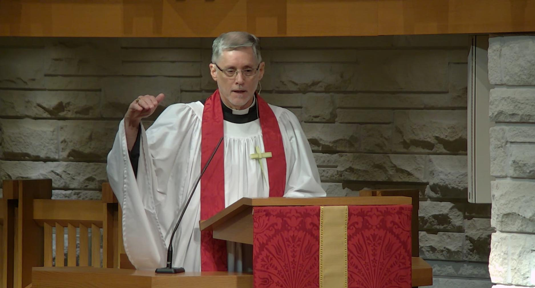 Woodworking with the Savior - Sermon by Bishop Gary Lillibridge