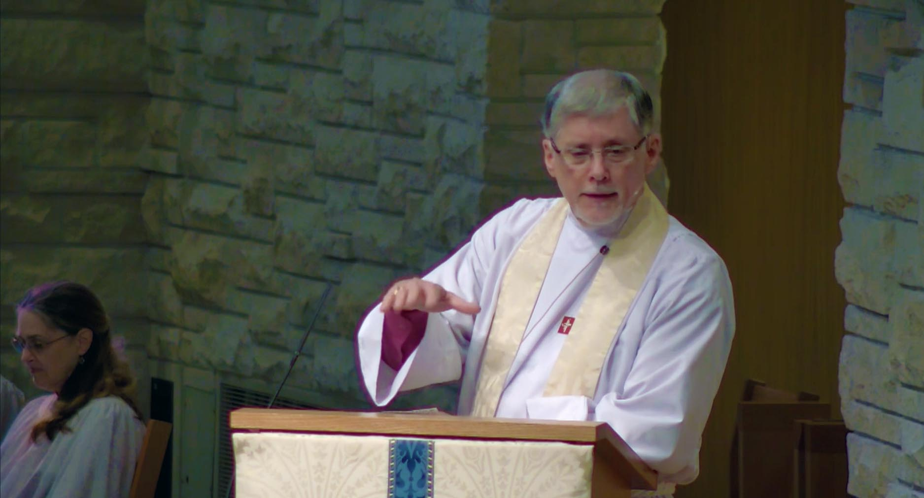 Carrying on the Family Name - Sermon by Bishop Gary Lillibridge