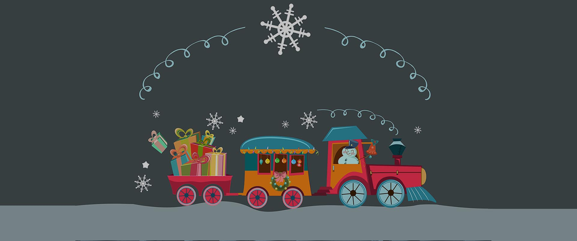 Jingle Bell Express Toy Drive