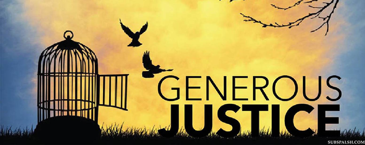 Generous Justice - Walking Humbly wi...