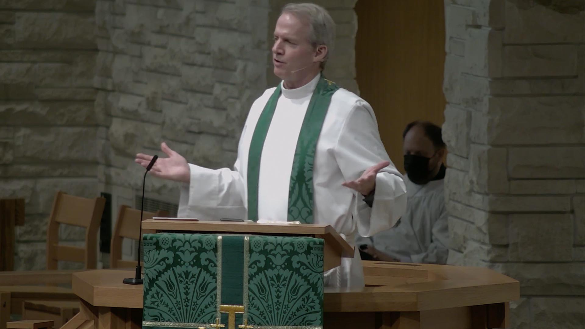 The One Thing - Sermon by Leigh Spruill