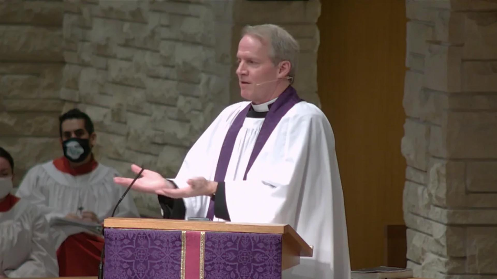 The Most Important Thing About You - Sermon by the Rev. Dr. R. Leigh Spruill
