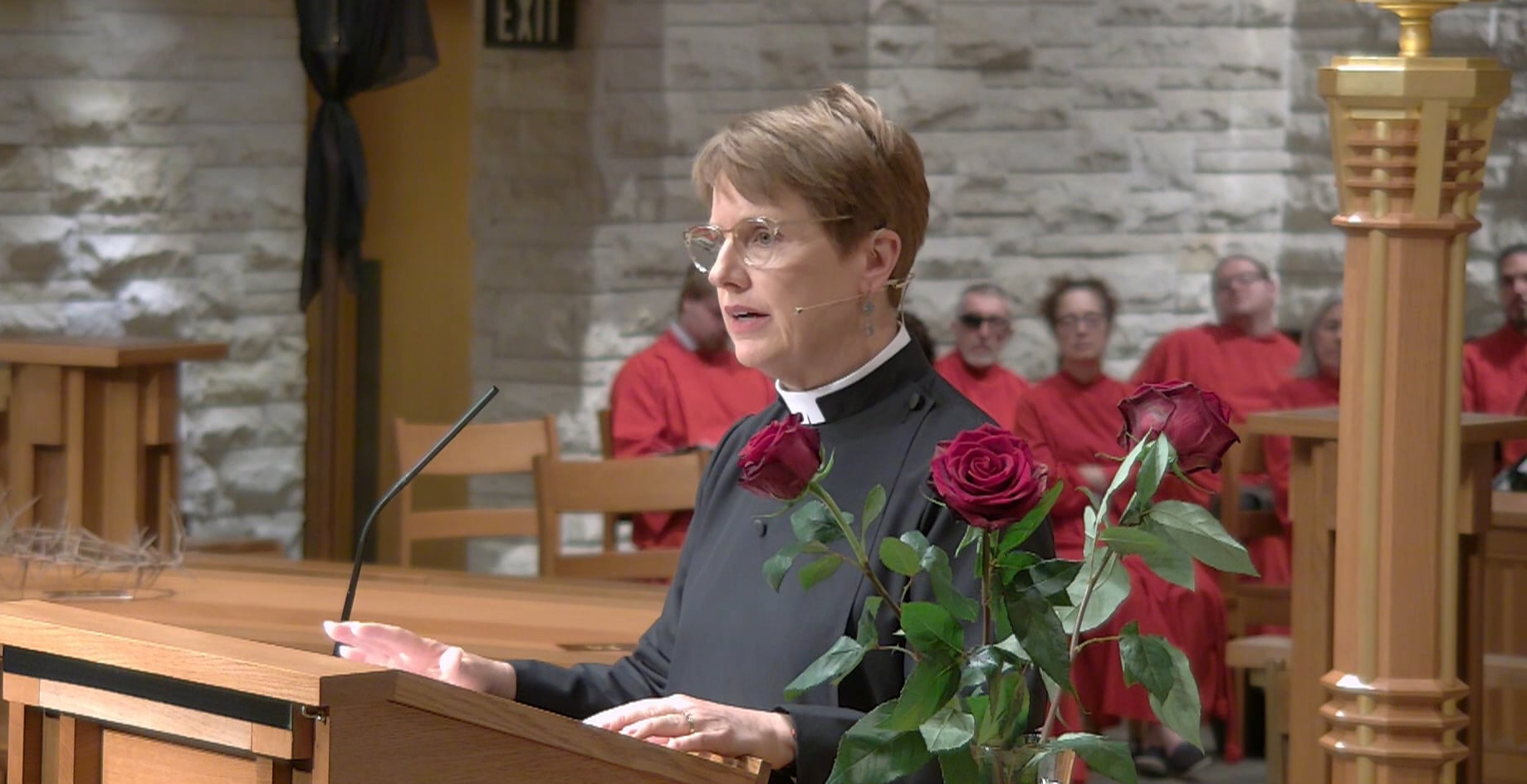 Good Friday Sermon by the Rev. Louise Samuelson