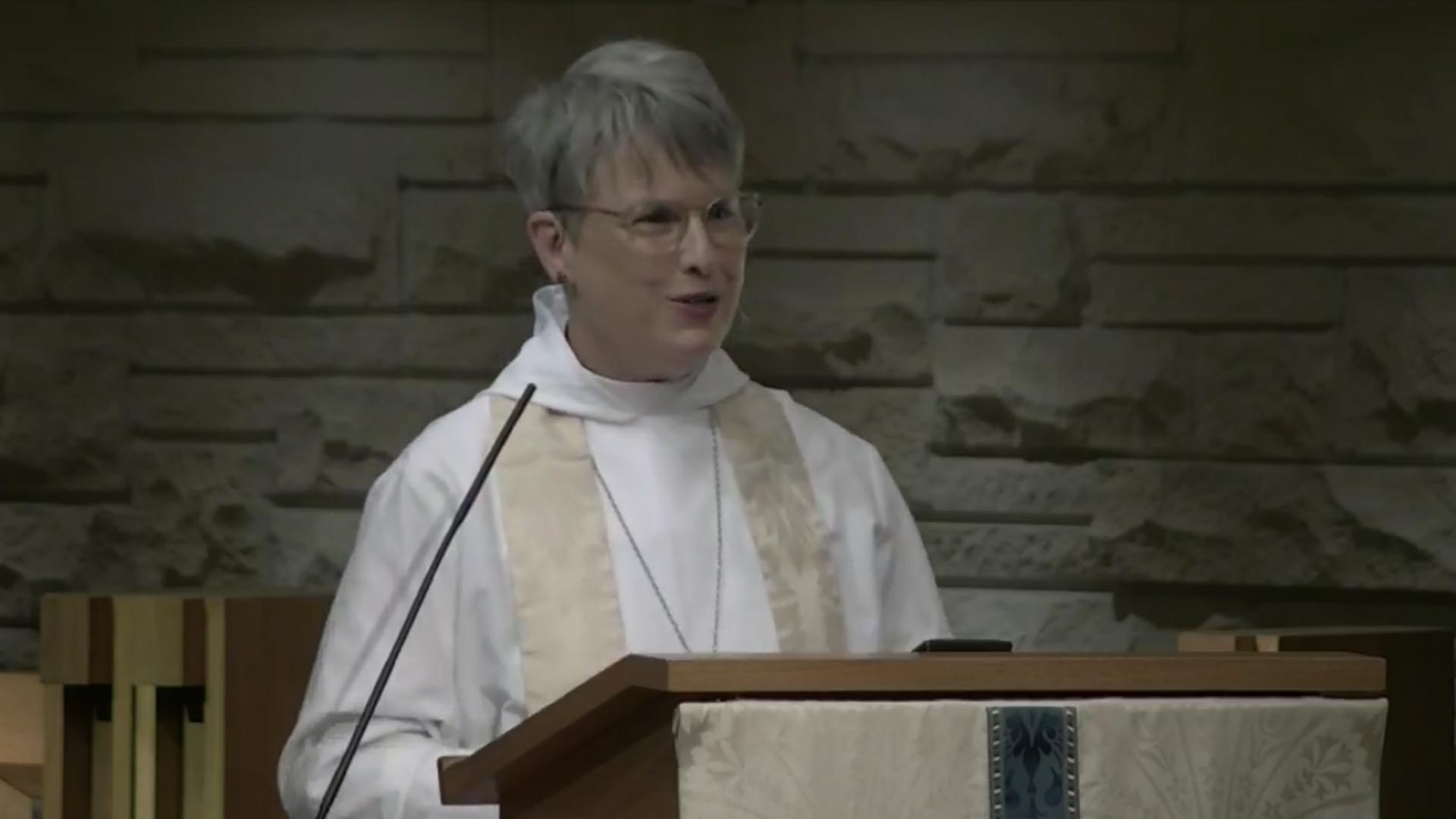 Keep Coming Back - Sermon by the Rev. Louise Samuelson