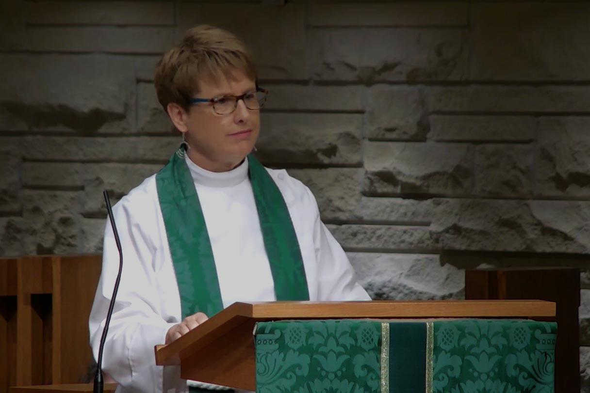 Jesus' Mission is Our Mission - Sermon by the Rev. Louise Samuelson