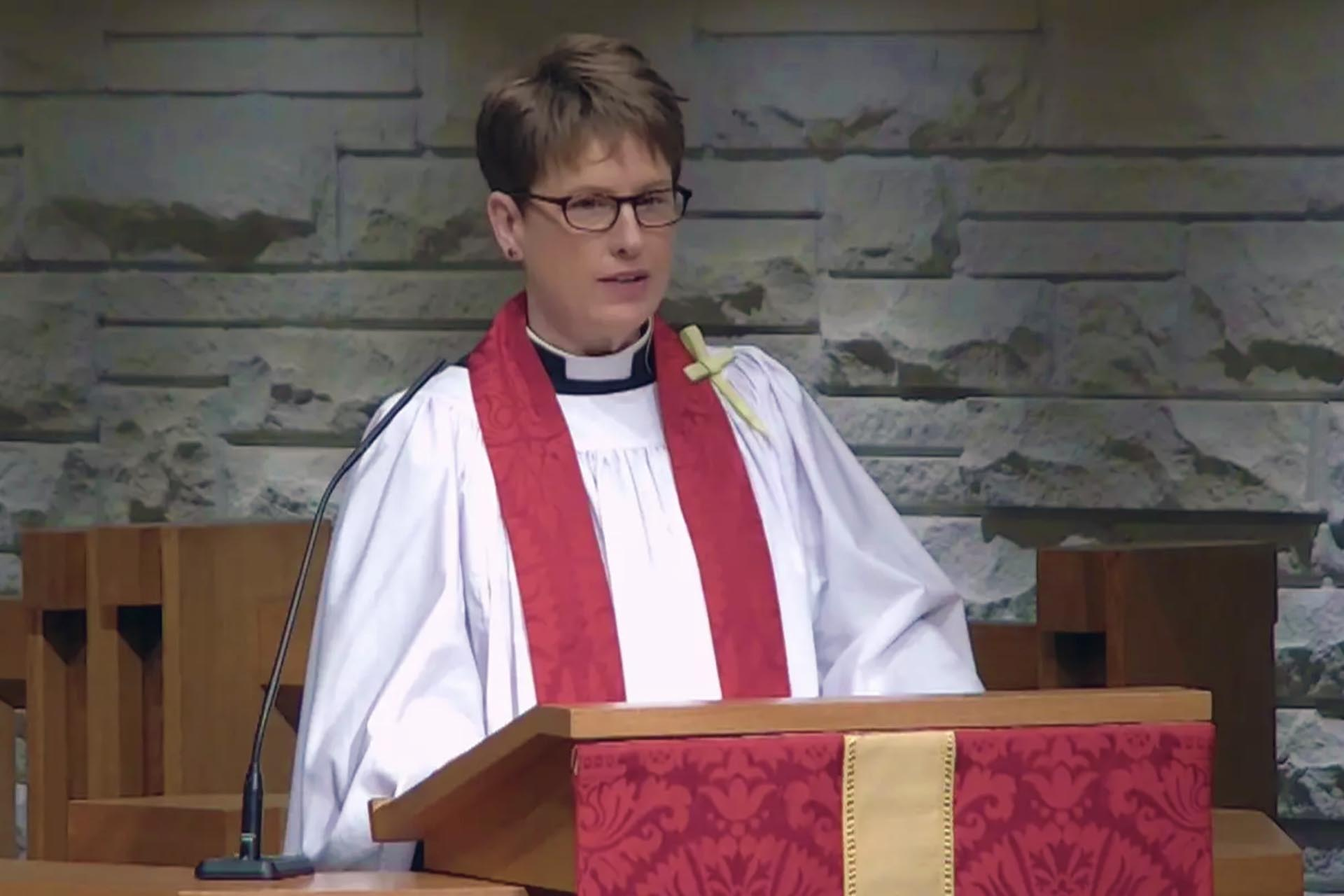 It is Finished - Sermon by the Rev. Louise Samuelson