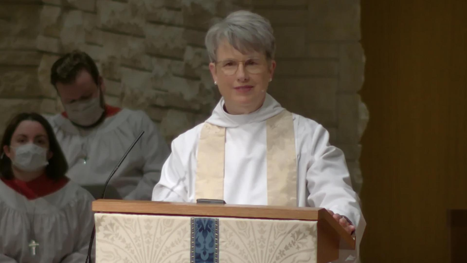 You Are Beloved - Sermon by the Rev. Louise Samuelson