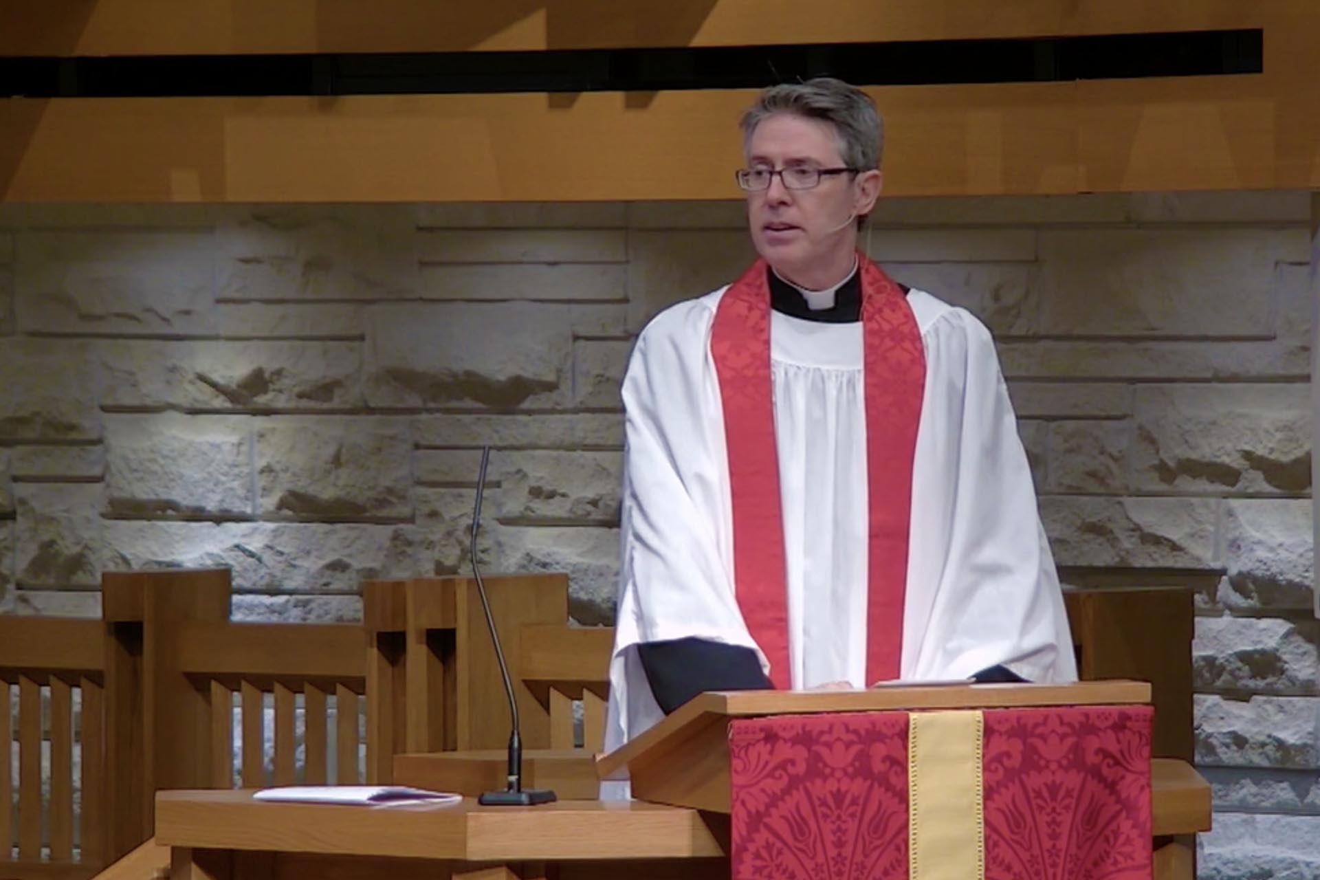 Big Deals, Paid Bills, Last Words - Sermon by the Rev. Matt Marino