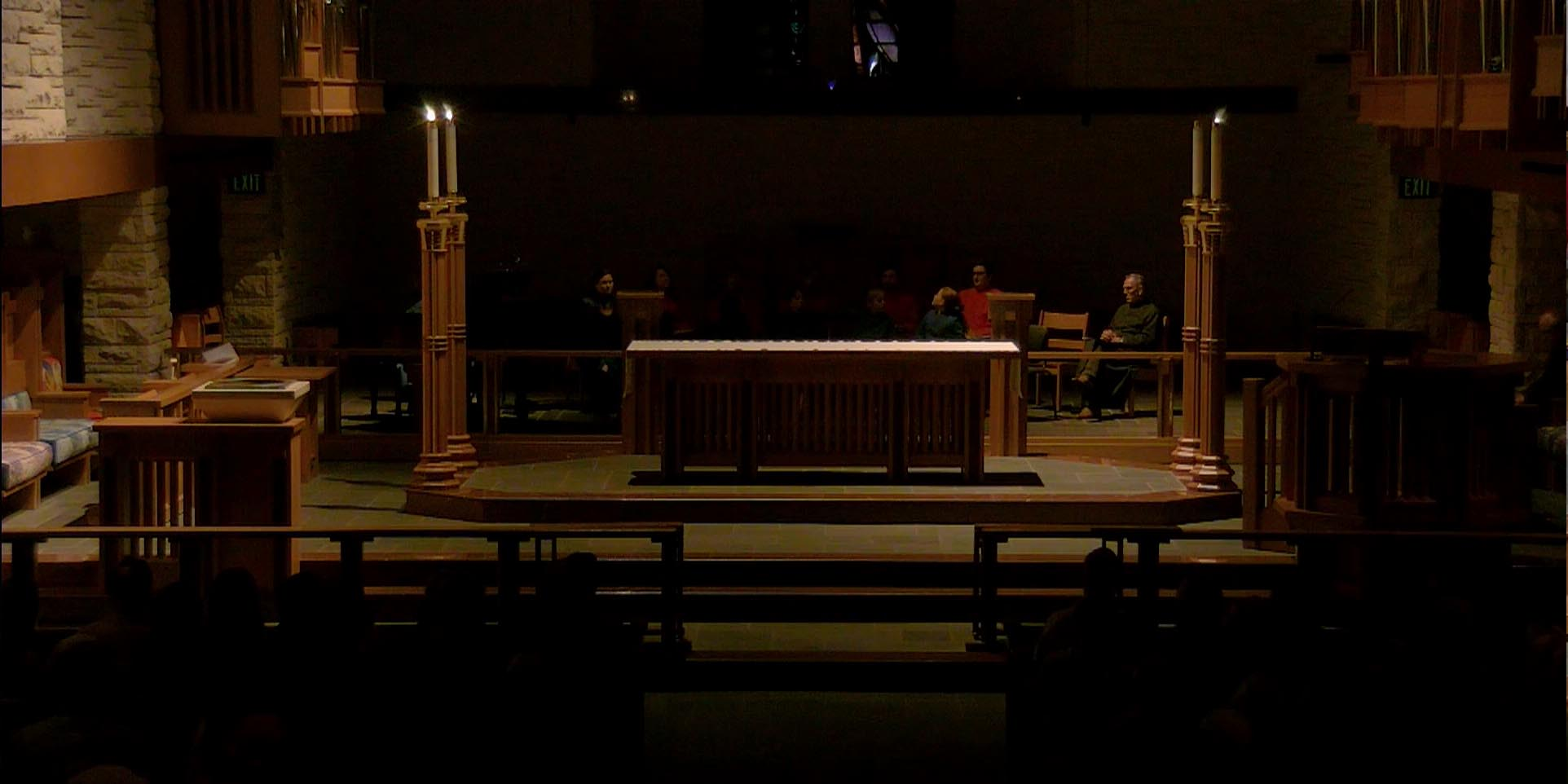 March 29 - Traditional Maundy Thursday Service