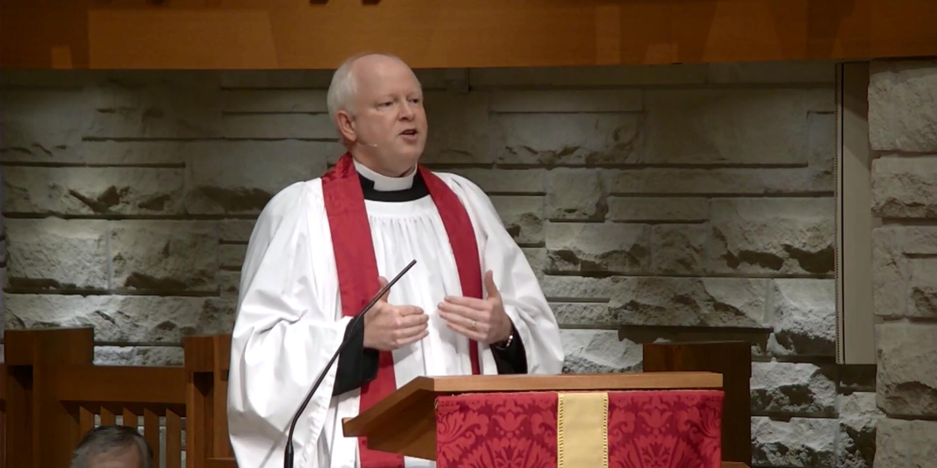 Maundy Thursday Sermon by the Rev. Reagan Cocke