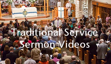 August 6 Sermon by the Rev. Dr. Doug Richnow