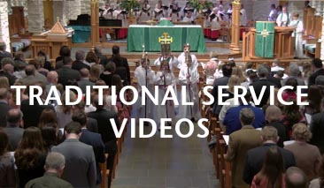 January 20 - 9:00 am Traditional Service